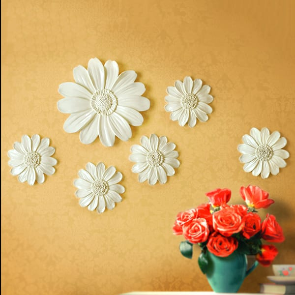 Resin 3D wall decor|Wall mount hooks |Summit Crafts Factory