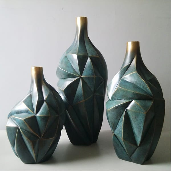 Artistic Home Decor Vase