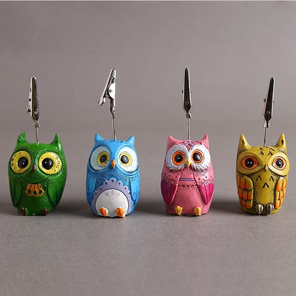 Resin cartoon owl figurine (17).JPG