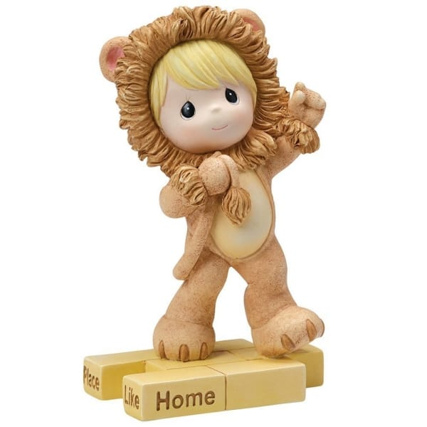 """The Wonderful World of Oz"" Lion Resin Figurines"