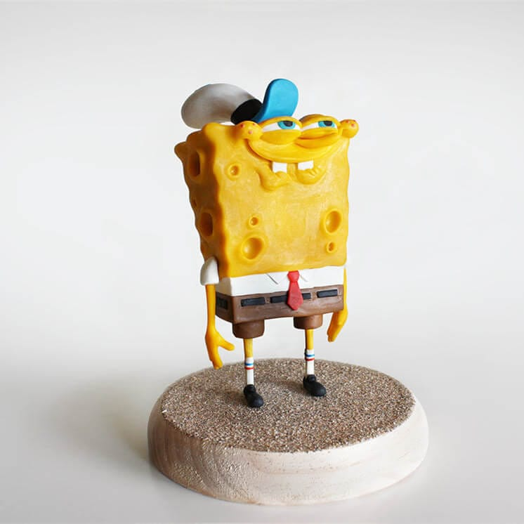 SpongeBob SquarePants Resin figures statue