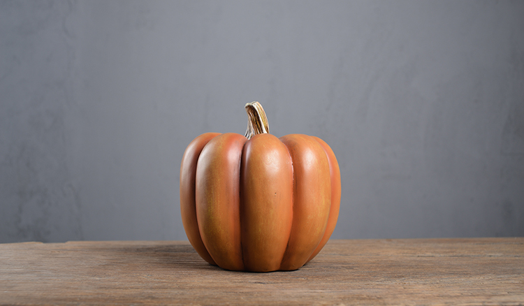 artificial pumpkin