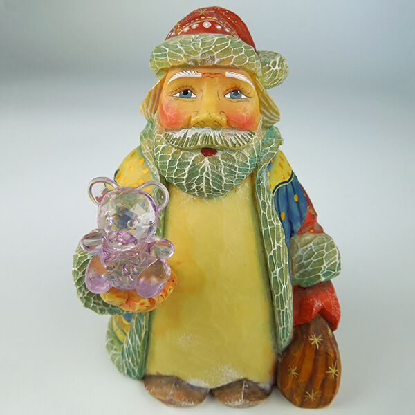 Resin Figurines of Santa C...
