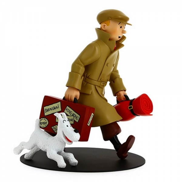 Resin Figure Tintin and Snowy ils arrivent