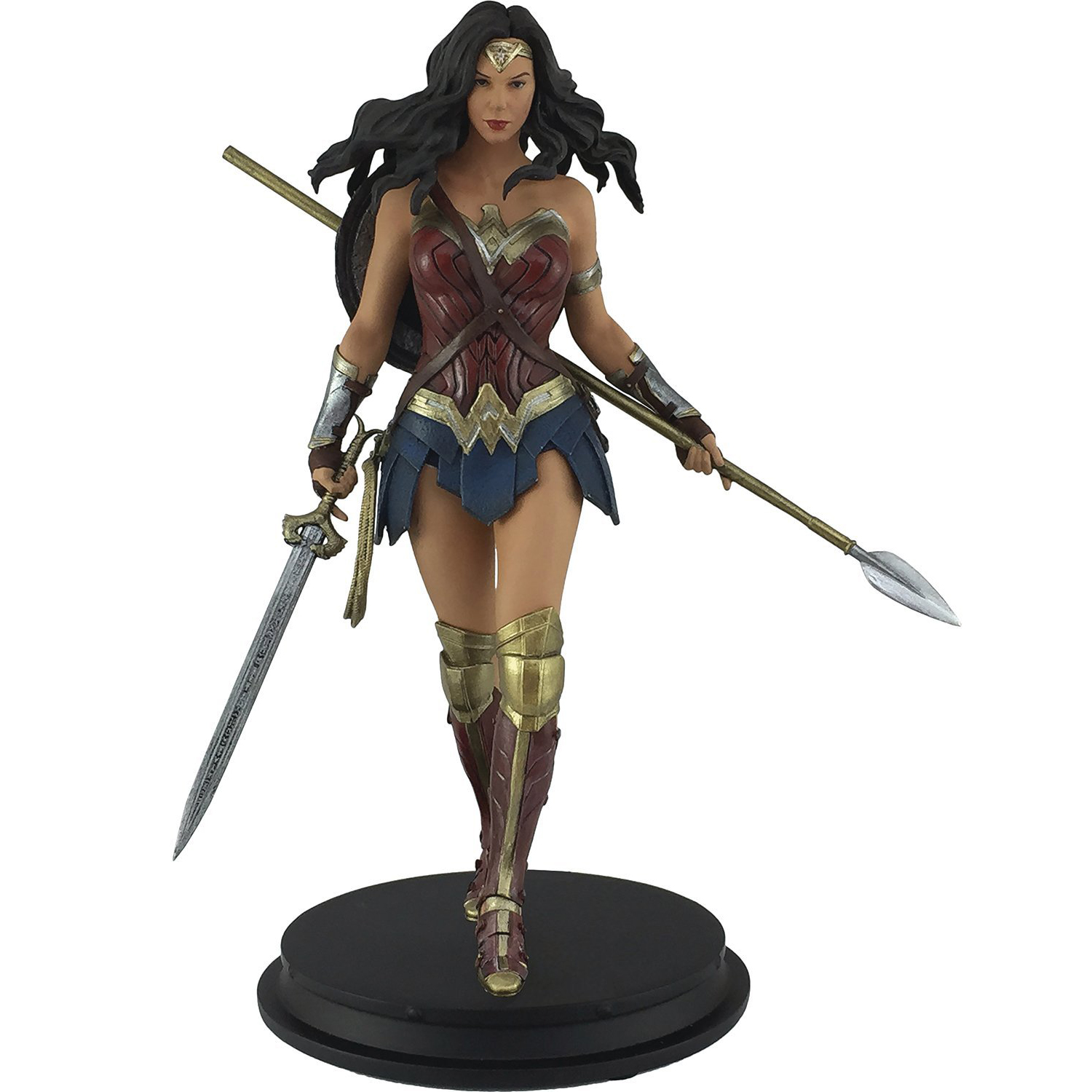 Wonder Woman Resin Figures