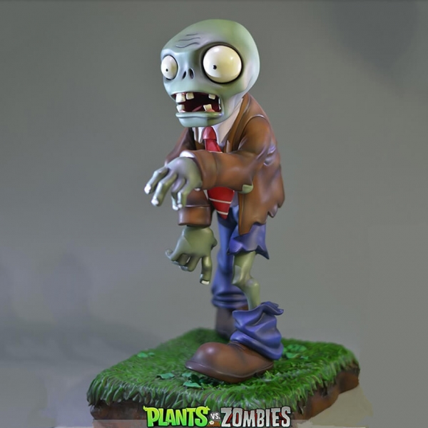 PLANTS VS. ZOMBIES™: ZOMBIE HAND-PAINTED FIGURES