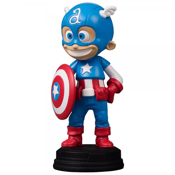 Captain America Figures