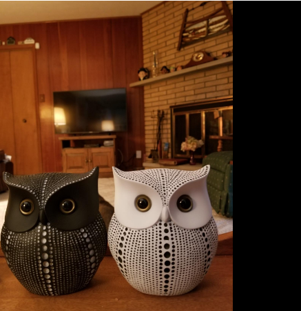 Owl Figures for Home Decors